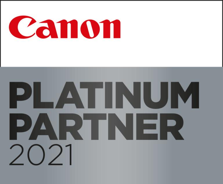 Canon Platinium Partner